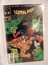 #2 The Lethal Foes of Spider-Man 1993  Marvel Comics C191 - $3.33