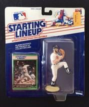 Jeff Reardon Kenner Starting Lineup Figurine SLU 1989 Minnesota Twins Se... - $29.69