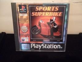 Sports Superbike Playstation 1 game PS1 Retro gaming - $5.43