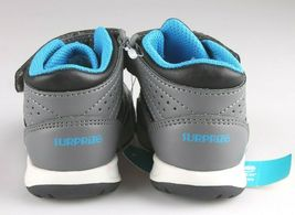 Surprize Von Stride Rite Memory Foam Grau Blau Damarian Hi Top Sneaker Shoes Nwt image 3