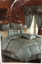 """CROSCILL Blue Bella Vista  #5117 Swag Valance 44""""W X 25""""L NEW - $52.19"""