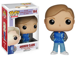 Breakfast Club: Andrew Clark Funko POP! Vinyl Figure *NEW* - $24.99