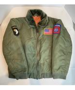 MIL-J0792(USAF) Flyers Youth Intermediate B-15 Flight Bomber Jacket Yout... - $127.66