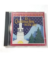 It's Christmas Time in the City Ed Sweeney CD 1990 Kicking Mule Records - $34.99