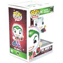 Funko Pop! DC Super Heroes Joker as Santa #35 Christmas Holiday Vinyl Figure image 5