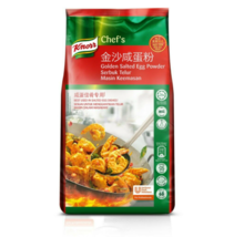 Knorr Golden Salted Egg Powder 800g (Fast shipping)  - $48.41