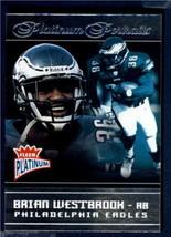 2004 Fleer Platinum Platinum Portraits  #3PP Brian Westbrook    ID:117 ID:117203 - $1.67