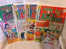 The Archie Comic Book Set, Little Archies, Little Sabrina, Li'l Jinx - $5.99
