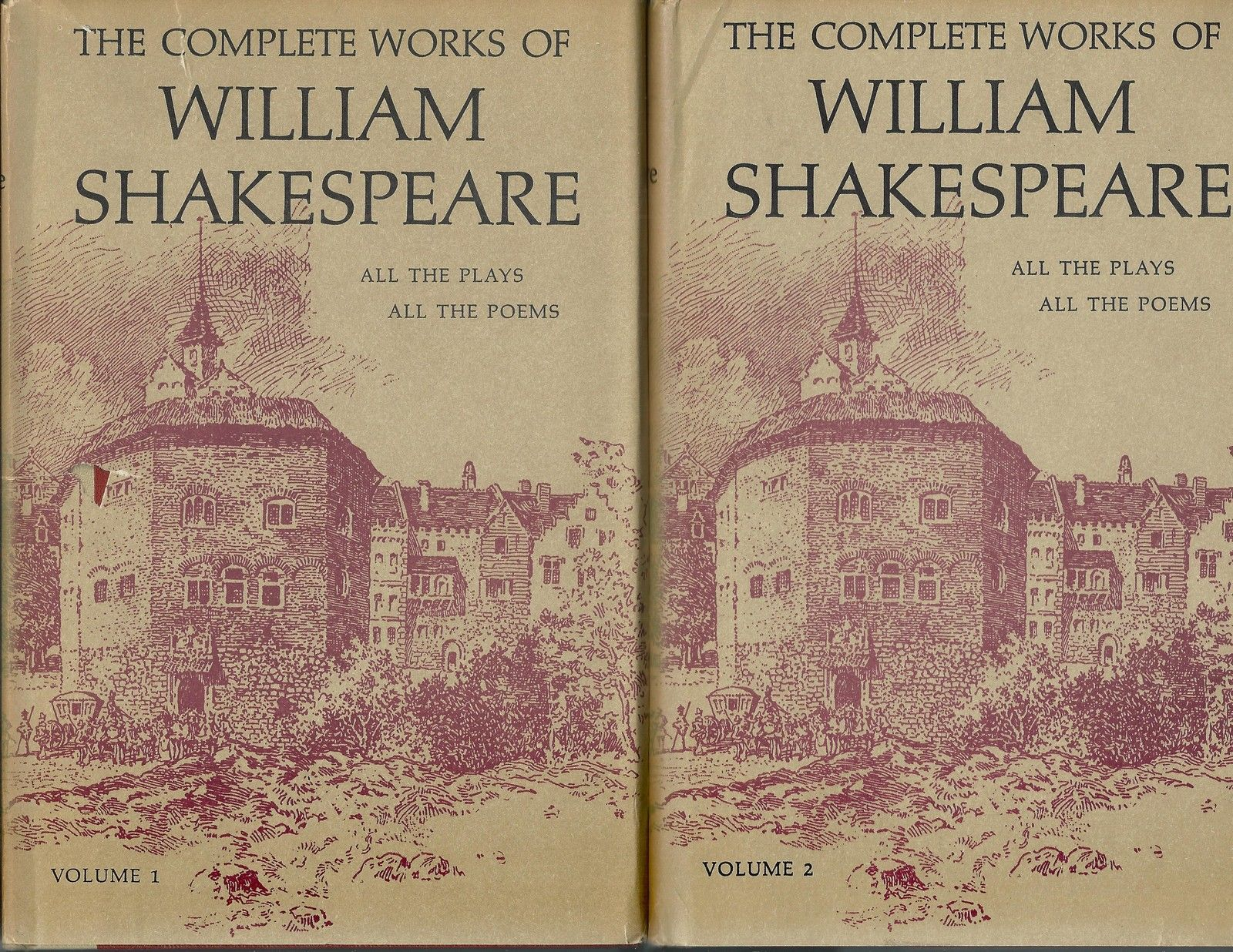 a comparison of the works by robert frost and william shakespeare Only five works can be traced to shakespeare: versions of sonnets 138 and 144, and three poems presumably taken from a quarto edition of love's labour's lost thomas heywood actually complained about a later reprinting of the work in which his poetry was published but still credited to shakespeare.