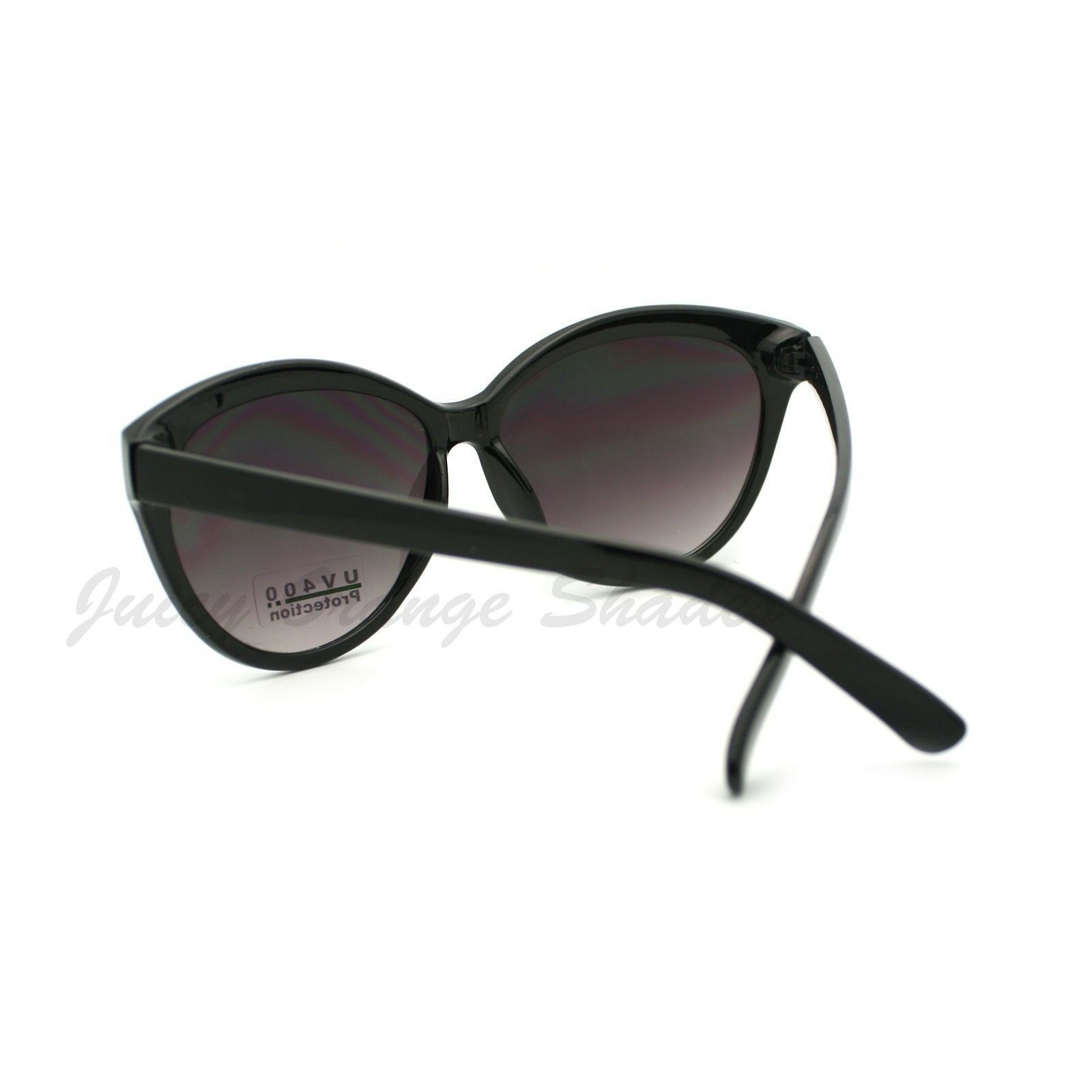 Women's Round Cateye Sunglasses Classic Casual Fashion Shades