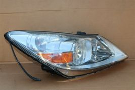 09-11 Genesis Sedan Projector Headlight Lamp Halogen Passenger Right RH POLISHED image 4