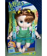 """Littles by Baby Alive LITTLE EVA 9""""H New - $16.88"""
