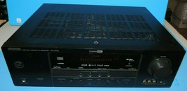 Yamaha Natural Sound Home Theater Receiver HTR-6140 HDMI 5.1 105 Watts - $106.69
