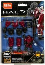 Figure HALO Mega Construx BREACHER EXOSUIT 2020 Xbox Mattel NEW - $10.84