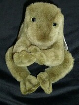 "Rare Vintage Gund - Ribbitt The Frog - #6123 - 9"" - 1985 - Croaks On Moving - $14.84"