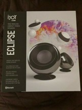 iJOY CORE ECLIPSE WIRELESS COMPACT STEREO PORTABLE BLUETOOTH SPEAKERS - NT 5589