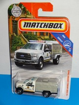 Matchbox 2019 MBX Service Series #81 '10 Ford F-150 Animal Control Truck... - $3.00