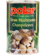 MW Polar Mushrooms, Stir Fry Straw Mushrooms, 15-Ounce Pack of 12 - $68.80