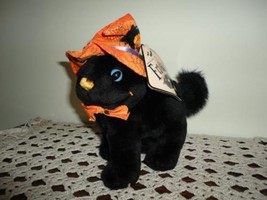Sears Canada Exclusives FRIDAY HALLOWEEN BLACK CAT  CHRISTMAS WISHKERS M... - $24.50