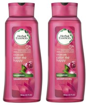 (Pack of 2) Herbal Essences Color Me Happy Shampoo Color Safe 23.7 Fl Oz  - $29.69