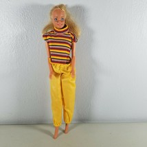 """1966 Barbie Doll 12"""" Tall Has Pants and Shirt Vintage  - $28.99"""