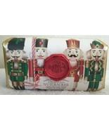 Nutcracker Shea Butter Soap Made In England Michel Design Works 8.7oz SU... - $14.95