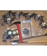 Coyote Trapping Package 6 duke #3 coil spring kit Fox Coyote Raccoon New... - $164.47