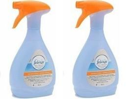 2PK Febreze Antibacterial Fabric Spray 800ml/27oz each FAST SHIP WITH TR... - $14.45