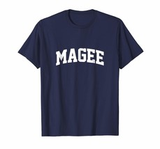 New Shirts - Magee Family Name Magee Gift T-Shirt Men - $19.95+