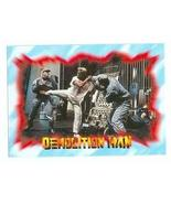 Wesley Snipes trading card Demoltion Man #S2 Proto Type Simon Phoenix - $4.00