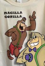 Magilla Gorilla T-shirt retro 80's Saturday morning cartoon cotton graphic tee image 3