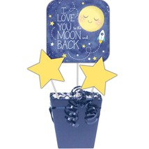 To the Moon and Back Centerpiece Sticks/Case of 18 - ₨3,114.42 INR