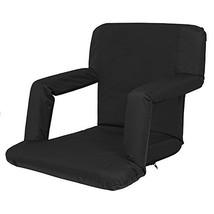 GoTeam Portable Reclining Anywhere Chair - Black - $36.54