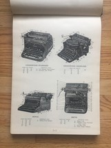1941 College Typewriting Book - Third Edition - by D.D. Lessenberry image 5