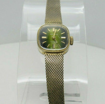 Women's Vintage Waltham Incabloc Hand Wind Analog 19mm Dial Watch (C129) - $19.80