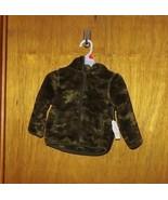 Wonder Nation Camouflage Hooded Jacket - New - 18 mths - $12.99