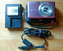 Optical Lens 4x Digital Camera Sony Cyber-shot DSC-S980 12.1MP Sony Lens  Digita - $37.00