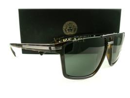 Versace Sunglasses VE4363 Havana Green 108/71 New Authentic - $209.00