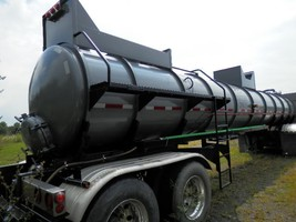 2008 Polar Vacuum Trailer Tanker For Sale In Sumerset, PA 15501 image 3