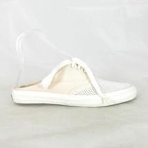 6.5 - Cole Haan Sporting Vintage Cute Beige Mesh Detail Slip On Sneakers... - $30.00