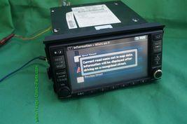 Nissan Altima GPS CD AUX NAVI Bose Stereo Radio Receiver Cd Player 25915-JA00B image 10