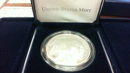 2001 Silver $1 American Buffalo Commemorative Coin Set - Proof - $176.35