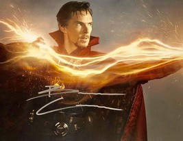 Benedict Cumberbatch Autographed Signed 11x14 Doctor Strange Photo w/COA Nice! - $149.99