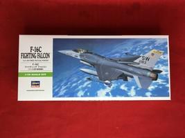 Hasegawa 1/72 the United States Air Force F-16C Fighting Falcon B2 model plastic - $44.03