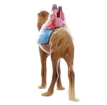 Hagen-Renaker Specialties Ceramic Nativity Figurine Saddled Camel with Blanket image 7