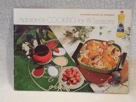 Vintage 1977 Planters Peanut Mr Peanut Cooking Oil Recipe Book - $5.95