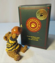 Boyds Bears Buzzby ... Be Happy Figurine 2005 with Box - $10.00