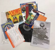 Lionel Train Set Pennsylvania Flyer Owners Manual Replacement  - $9.89