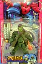 Marvel Spider-man Green Goblin with Missle-Launching Glider ToyBiz 2003 - $25.24