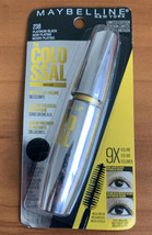 Maybelline Limited Edition the Colossal Mascara 9X Volume # 238 Platinum... - $7.90